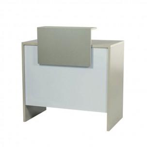 e365b30bb ... equipada com gaveta e estantes - Móveis receção - Mobiliário para  peluquerías / barberías - A tua loja de estética de cosmética natural - Loja  fisaude